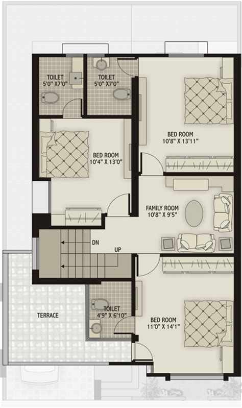 luxury duplex house plans luxury duplex in vadodara house plan for narayan villas