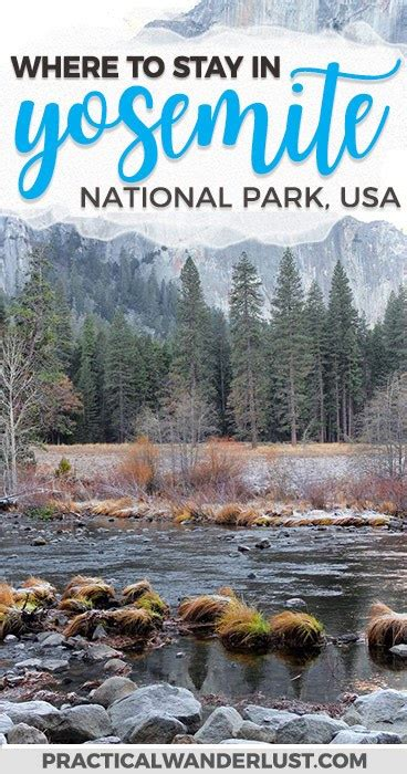 best place to stay in yosemite where to stay near yosemite national park practical