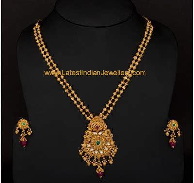 Vm Pin Dasi Jepitan Dasi Silver gorgeous antique gold haram set