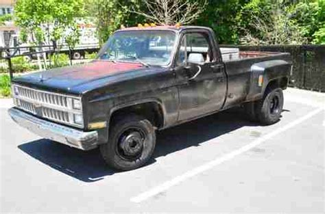 1982 chevrolet c30 purchase used 1982 chevrolet c30 scottsdale cer
