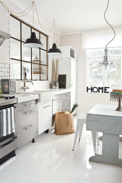 industrial kitchens get the look modern industrial kitchens