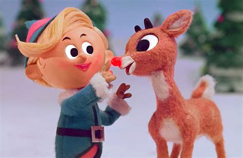 hermie rudolph the red nosed reindeer differences help us shine bright shinebright knows it all