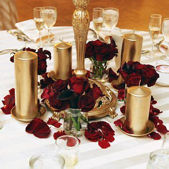 1000  ideas about Red Centerpieces on Pinterest