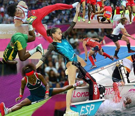 image gallery olympic athletes oops london olympics 2012 some oops moments ndtv