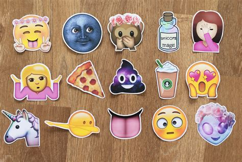 imagenes con emojis tumblr 15 emoji tumblr stickers from sparklingstuffstudio on etsy