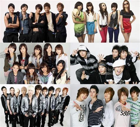 imagenes coreanas kpop las 10 bandas kpop m 225 s conocidos del momento