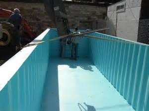 Underground Water Storage Containers - ballet for forklift backhoe and shipping container theepic