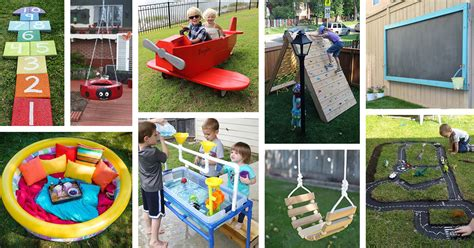 backyard activities for kids 34 best diy backyard ideas and designs for kids in 2018