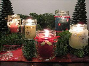 christmas crafts with baby food jars baby food jar candle holder tutorial candle