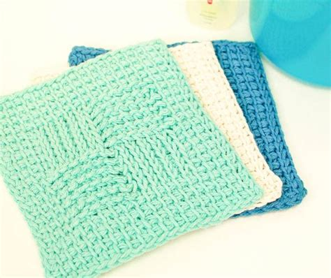 pattern crochet washcloth 17 best images about dishcloths on pinterest free