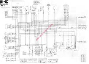 kawasaki 300 wiring diagram kawasaki wiring diagram free