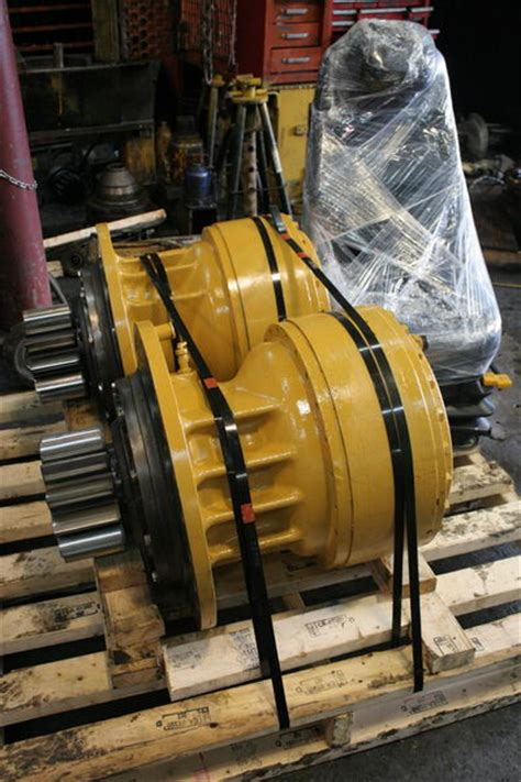 swing drive caterpillar swing drives and motors heavy equipment parts