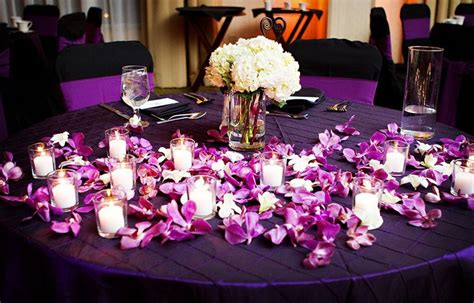 Purple Wedding Decorations by 20 Purple Wedding Decorations Tropicaltanning Info