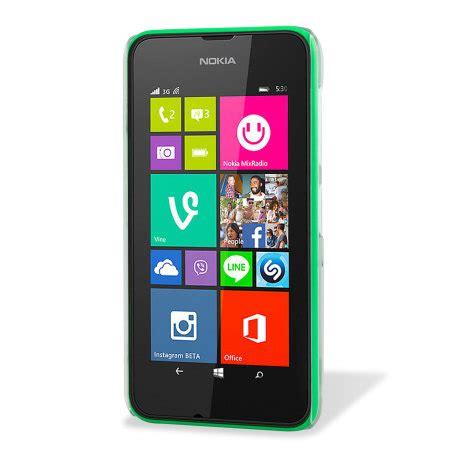 Casing Nokia 2323 100 Original Nokia encase polycarbonate nokia lumia 530 shell 100 clear