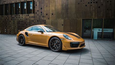 porsche exclusive series braided carbon wheels for the porsche 911 turbo s