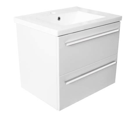 wall drawers unit pace 600 wall mounted unit with drawers and basin white