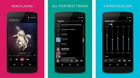 android song 10 best player apps for android