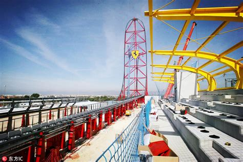 theme park for under 5s ferrari theme park from abu dhabi to china 3 chinadaily