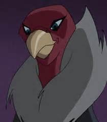 voice  vulture batman   voice actors