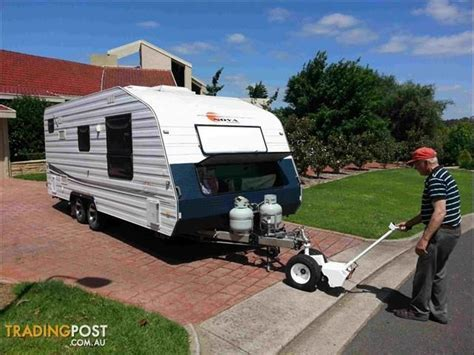 travel trailer dolly 25 best ideas about caravan mover on power