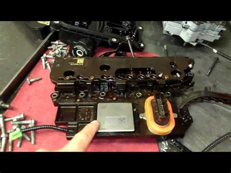 transmission control 2011 gmc yukon free book repair manuals 6t75e transmission failed pressure switches on tcm transmission repair youtube