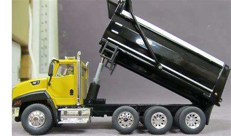 caterpillar ct yellow dump truck diecast masters product manufacturers