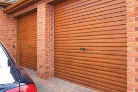 Gliderol Manual Single Skin Roller Garage Door Uk Made by Roller Garage Doors Manual Electric Gliderol Steel