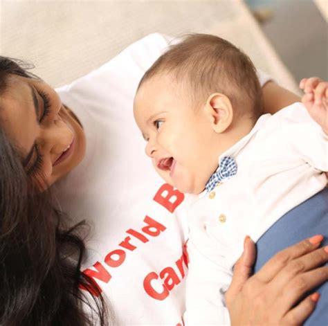 shweta tiwari mother shweta tiwari with her little son reyaansh in pics