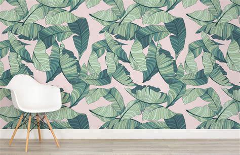 green wallpaper murals wallflowers art mural wallpaper erika brechtel