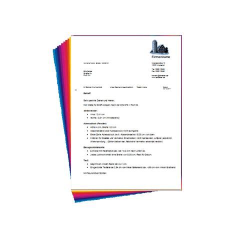 Anschrift Briefvorlage Word Briefvorlage Nach Din Norm Erstellen Und Speichern Office Lernen