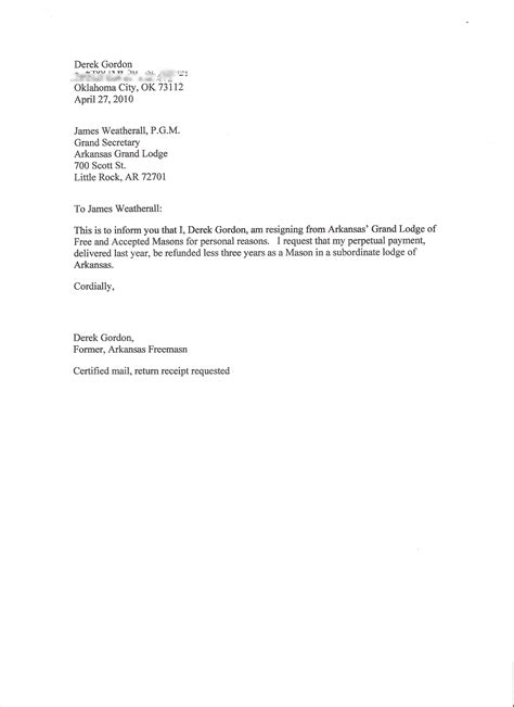 resignation letter awesome how to make a letter of resignation