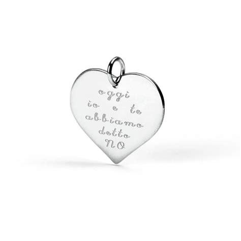 sole cuore testo cuore c5 maschio gioielli shop