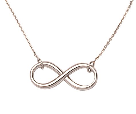infinity necklace india necklace infinity