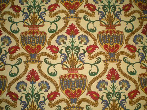 jugendstil len textilie dle metr 225 že textilie secese d 233 co