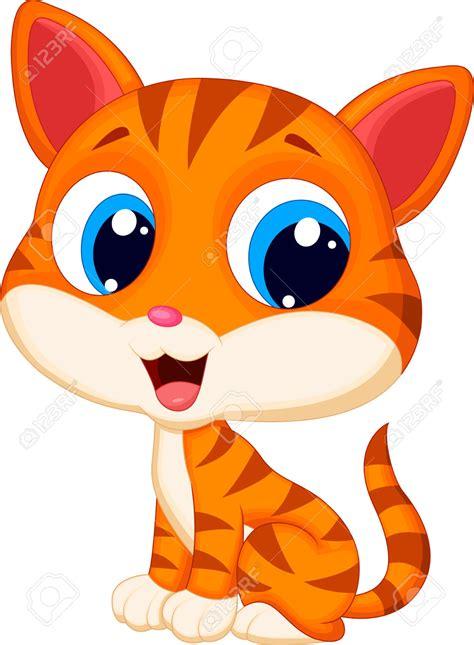 kucing kartun  dijamin membuat mata kalian melotot