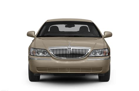 car front 2010 lincoln town car price photos reviews features
