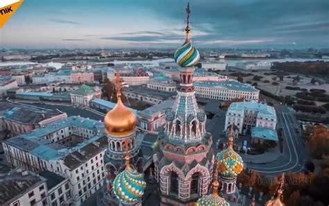 saint petersbourg une des  belles villes de russie