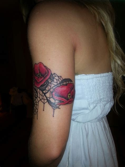 poppy davina 62 best images about lace bow tattoos on pinterest bow