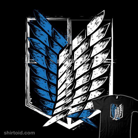 wings of freedom shirtoid