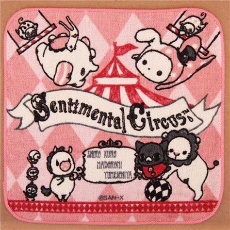 imagenes de sentimental circus conociendo a los personajes de san x sentimental circus