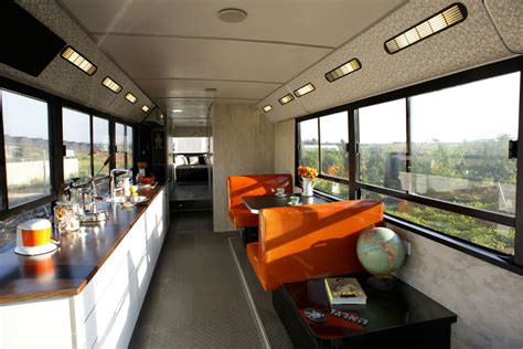 Luxury Home Interior Designers A Home On Wheels 15 Converted Buses We Love