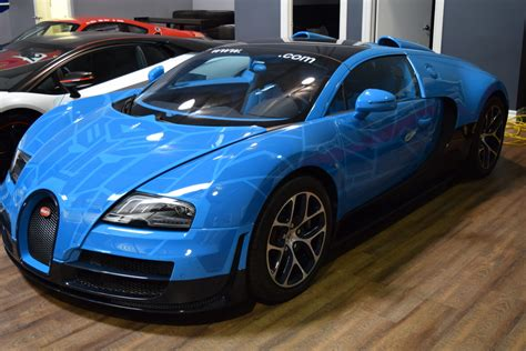 Transformers Themed Bugatti Veyron Grand Sport Vitesse
