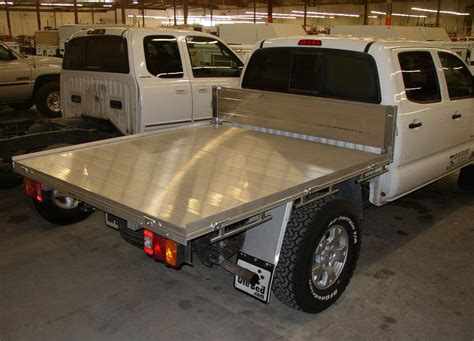 Couch Floor Plan by Fleet Flat Bed Model Four Wheel Campers Low Profile