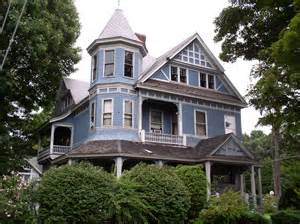 Queen Anne Style Queen Anne Architectural Styles Of America And Europe