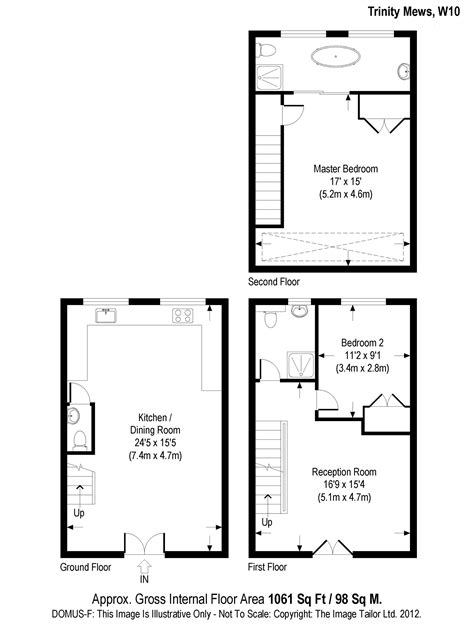 The Trinity House Plan House Design Plans