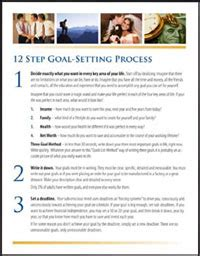 brian tracy goal setting template personal goal setting worksheet