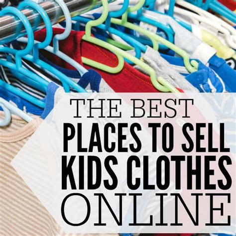 How To Make Money Selling Clothes Online - best places to sell clothes online coupon closet