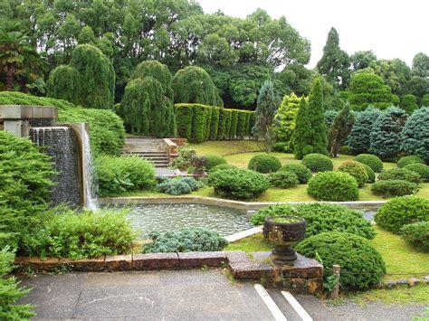 Garden Wiki File Kyoto Botanical Garden Sunken Garden Jpg