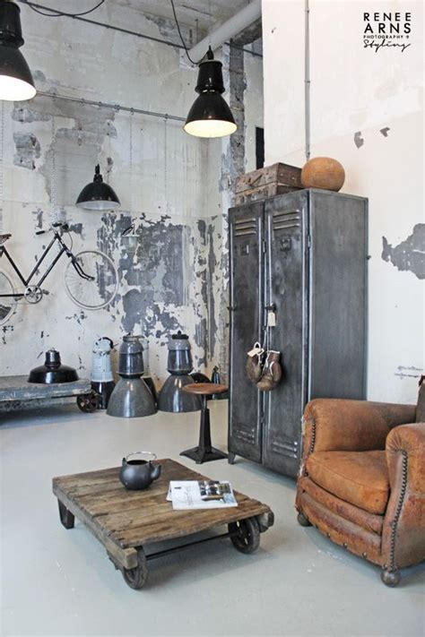 25 best ideas about industrial interior design on