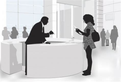 Who Is A Front Desk Officer by Front Office Customer Relations Customer Service
